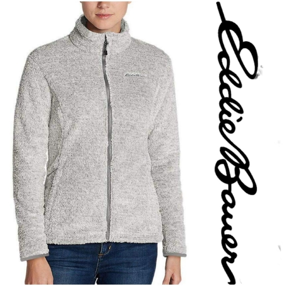 Eddie Bauer Jackets & Blazers - EDDIE BAUER Bellingham Fleece Jacket Base Layer